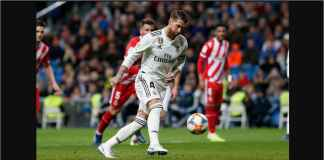 Real Madrid Dua Kali Gagal Menang, Dua Kali Diselamatkan Sergio Ramos