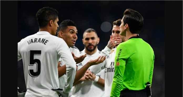 Real Madrid Kalah Lagi! Kekalahan Ke-6 di Liga Spanyol Musim Ini