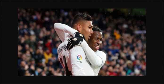 Hasil Real Madrid vs Sevilla Skor Akhir 2-0