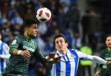 Hasil Real Sociedad vs Real Betis, Copa del Rey