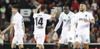 Hasil Valencia vs Villarreal di pekan ke-21 Liga Spanyol
