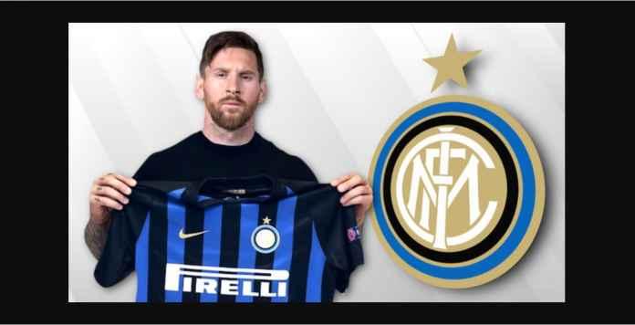 Inter Milan, Jangan Mau Kalah Dari Juventus, Ayo Kejar Lionel Messi!