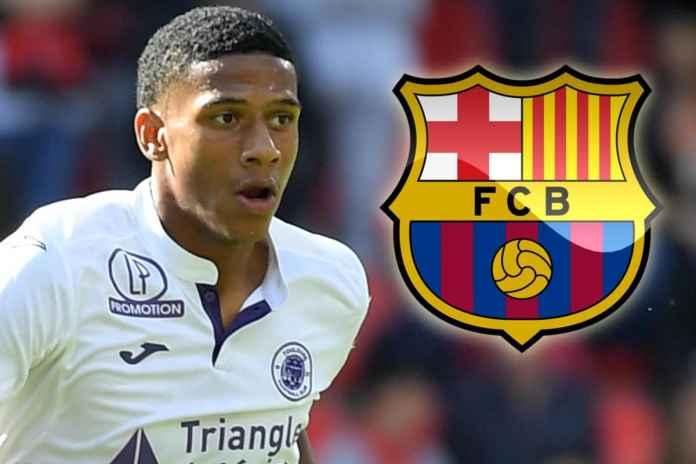 Barcelona Arogan Dalam Proses Transfer Jean-Clair Todibo dari Toulouse