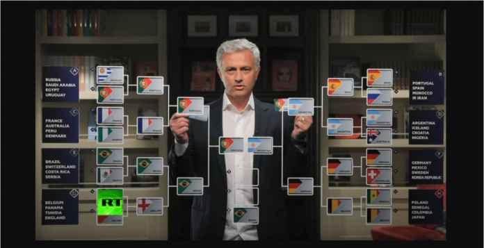 Hore! Jose Mourinho Dapat Kerjaan Baru!