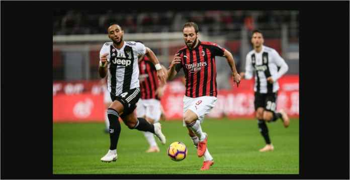 Juventus vs AC Milan Tak Boleh Ditonton Wanita Tanpa Muhrimnya