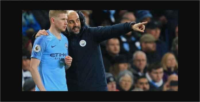 Manchester City Unggul 9-0, Eh Masih Mau Turunkan Kevin De Bruyne