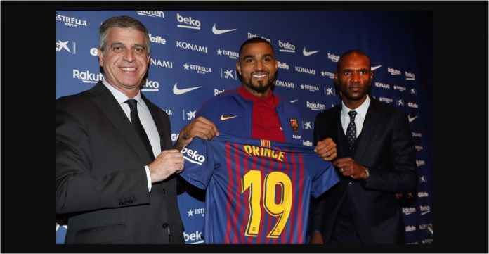 Barcelona Bawa Boateng, Tak Ada Messi dan Busquets Nanti Malam