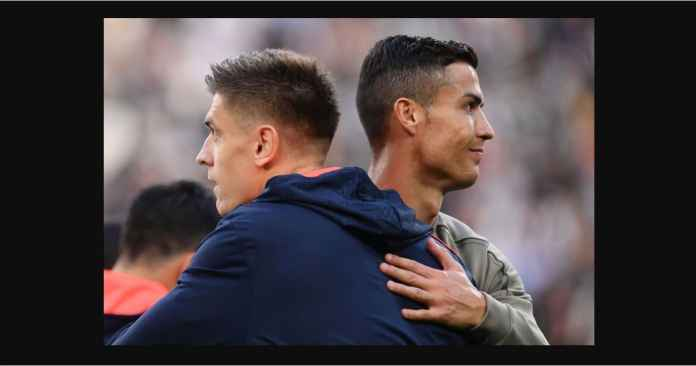 Barcelona Incar 5 Striker, Satu Pesaing Cristiano Ronaldo di Liga Italia