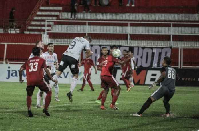 Hasil Pertandingan Blitar United vs Bali United, Skor 0-3