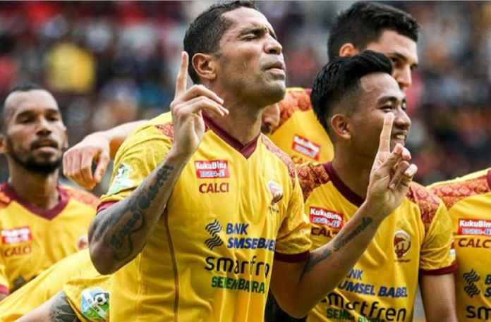 Madura United Kedatangan Alberto Goncalves dari Sriwijaya FC