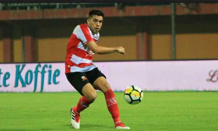 Pemain Madura United Fabiano Beltrame Selangkah Lagi Jadi WNI