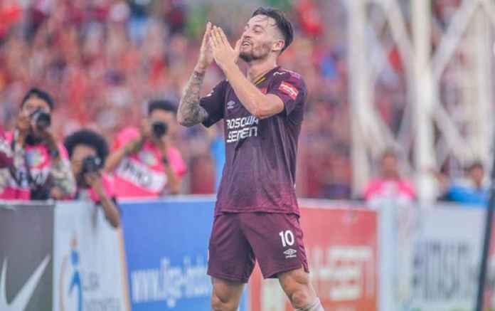 PSM Makassar Perpanjang Kontrak Marc Klok Hingga 2023 Mendatang