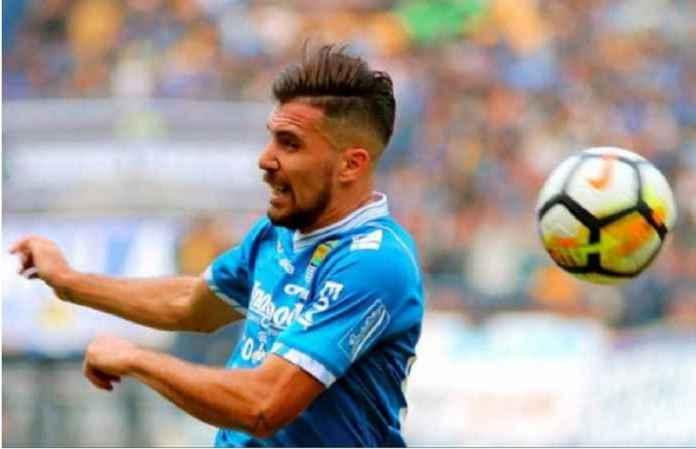 Persib Bandung Lepas Jonathan Bauman ke Kedah FA