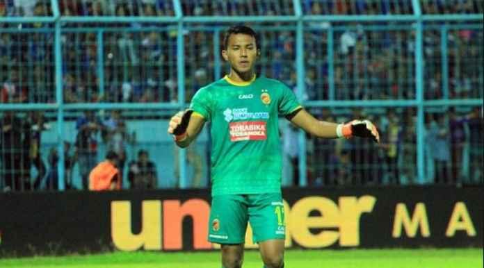 Sriwijaya FC Ditinggal Kiper Andalan, Teja Paku Alam