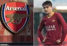 Arsenal Berhenti Mengejar Bintang Muda Roma, Cengiz Under