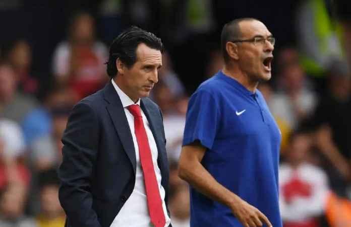 Arsenal dan Chelsea Berebut Posisi 4 Besar Akhir Pekan Ini