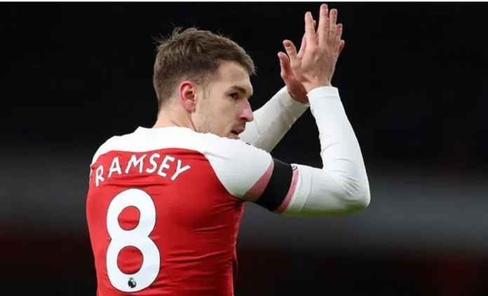 Arsenal Lepas Aaron Ramsey ke Juventus, Juni Mendatang