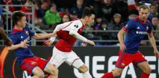 Arsenal Putuskan Nasib Mesut Ozil Akhir Musim Ini