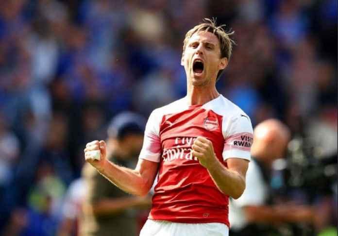 Arsenal Perpanjang Kontrak Nacho Monreal
