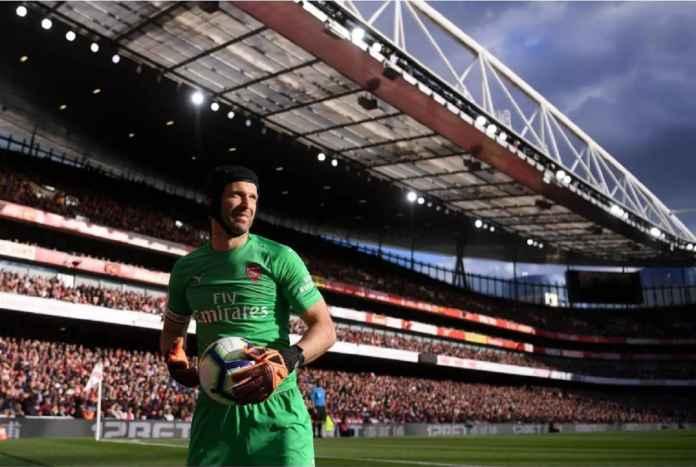 Kiper Arsenal Petr Cech Pensiun Akhir Musim Ini