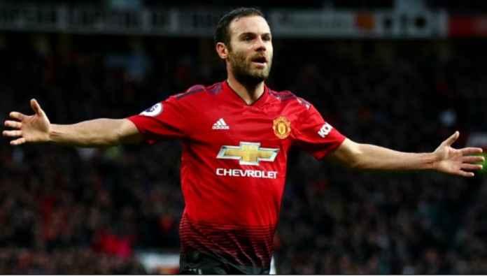 Barcelona Tekad Boyong Juan Mata dari Manchester United