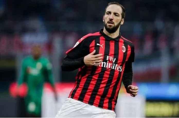 Chelsea Akhirnya Selangkah Lagi Sambut Gonzalo Higuain dari AC Milan