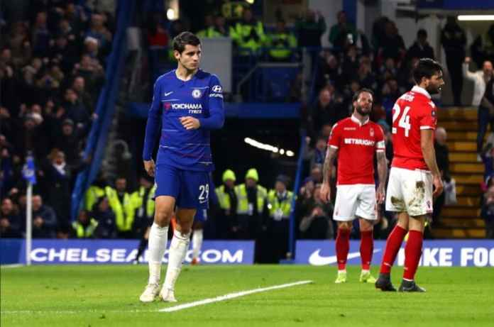 Chelsea Terancam Gagal Dapatkan Pengganti Alvaro Morata