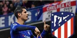 Pemain Chelsea Alvaro Morata Tes Medis di Atletico Madrid, Minggu (27/1) Ini