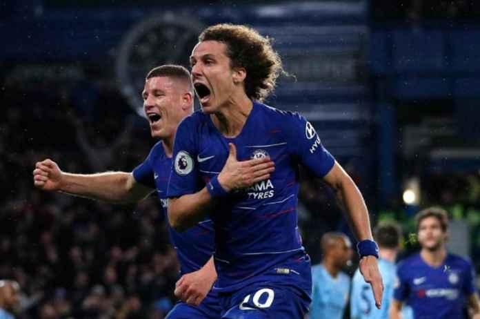 Chelsea Segera Perpanjang Kontrak David Luiz