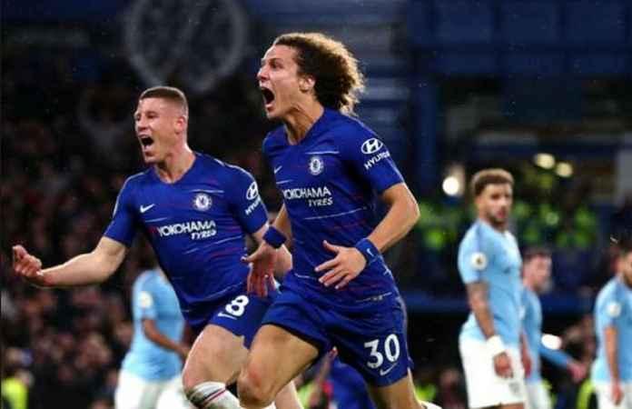 Chelsea Buka Negosiasi Kontrak Baru David Luiz