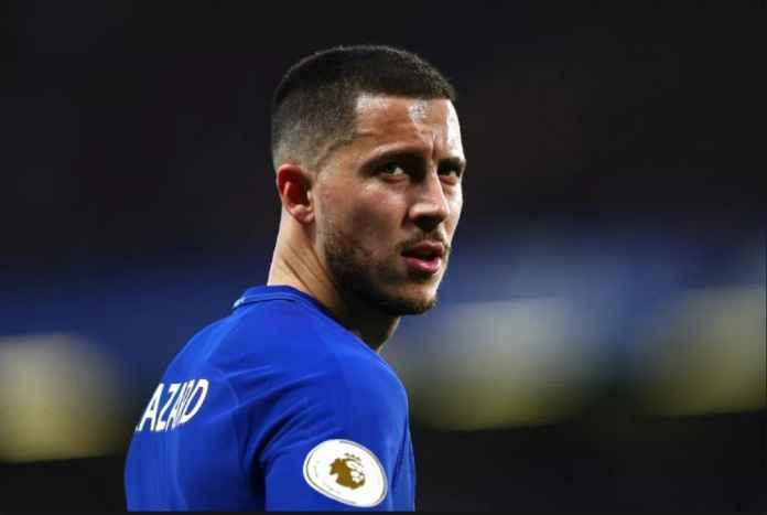 Chelsea Terpaksa Jual Eden Hazard di Musim Panas
