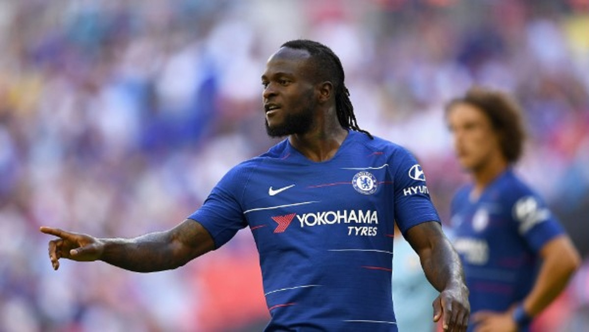 Chelsea Segera Kirim Victor Moses Ke Fenerbahce