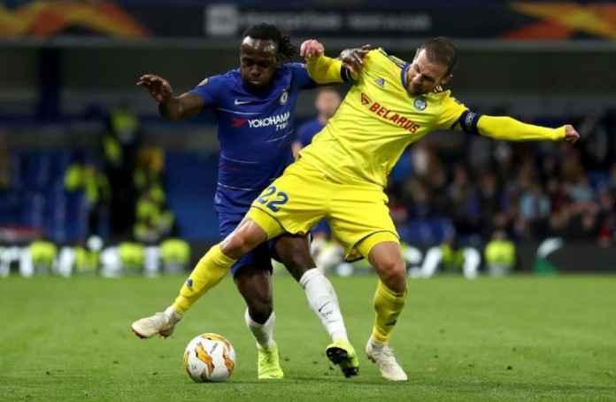 Chelsea Didesak Pinjamkan Victor Moses Ke Fenerbahce
