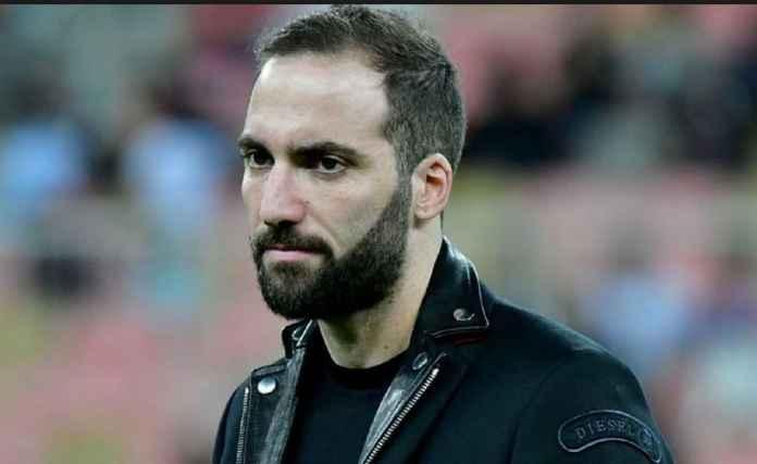 Chelsea Tekad Daftarkan Gonzalo Higuain Rabu (23/1) Ini