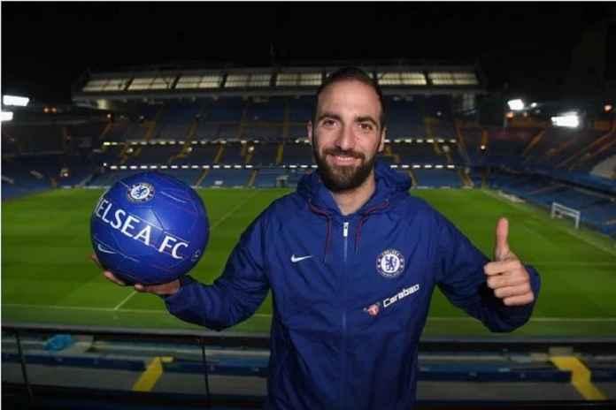 Pemain Baru Chelsea Gonzalo Higuain Janjikan Kualitas