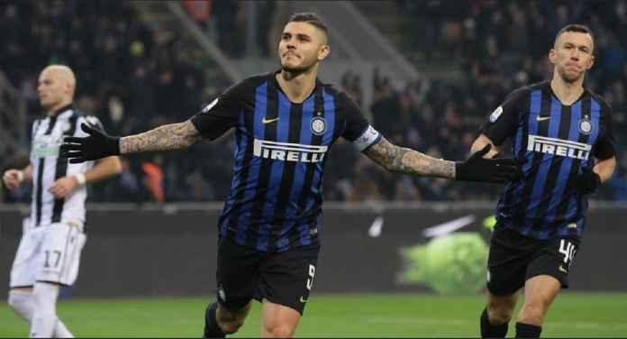 Chelsea Pasang Radar Mauro Icardi Tak Perpanjang Kontrak di Inter