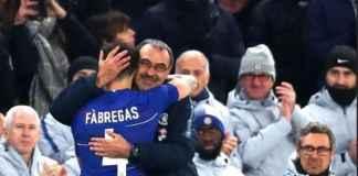 Pelatih Chelsea Mengaku Sarankan Cesc Fabregas Pergi