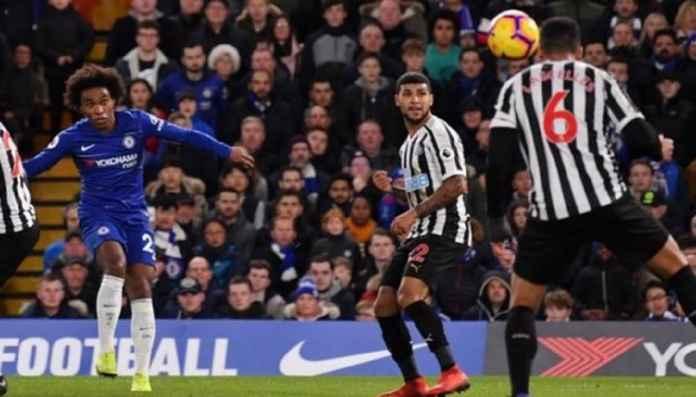 Pelatih Chelsea Ngotot Pertahankan Willian Usai Menang Atas Newcastle