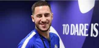 Chelsea Pasang Banderol Jika Eden Hazard Ingin Gabung Real Madrid