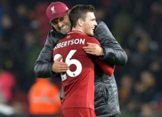 Liverpool Perpanjang Kontrak Bek Andalan, Andy Robertson