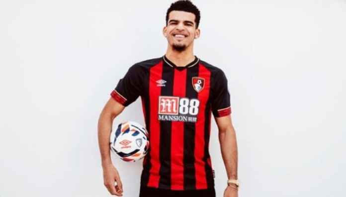 Liverpool Ditinggal Dominic Solanke ke Bournemouth