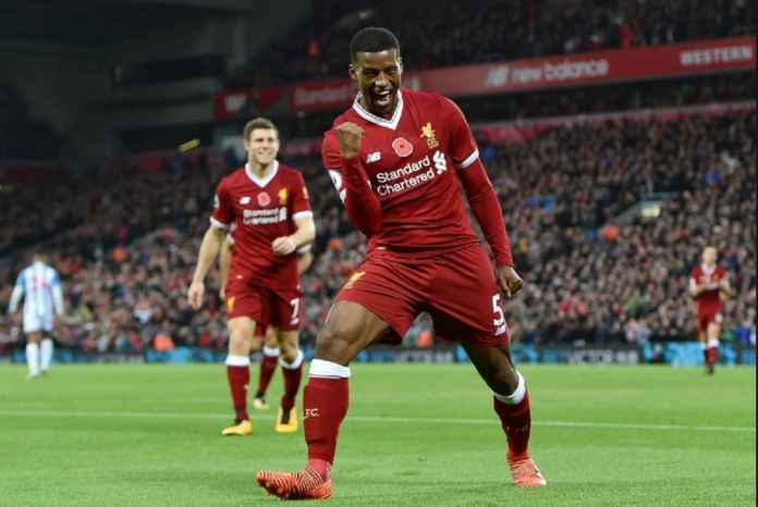 Liverpool Bisa Mainkan Georginio Wijnaldum Kontra Crystal Palace