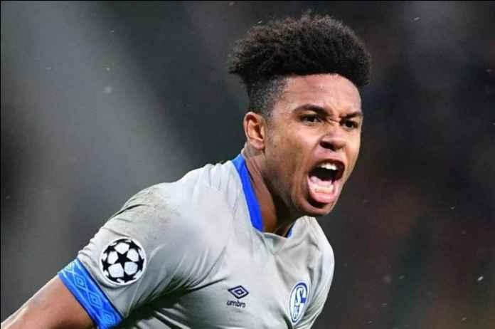 Liverpool Bidik Pemain Schalke Asal Amerika Weston McKennie