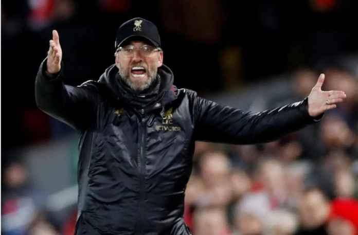 Pelatih Liverpool Kecam Wasit Terkait Hasil Imbang Kontra Leicester