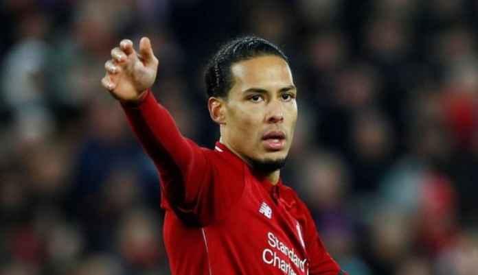 Liverpool Tanpa Virgil van Dijk di Laga Kontra Leicester