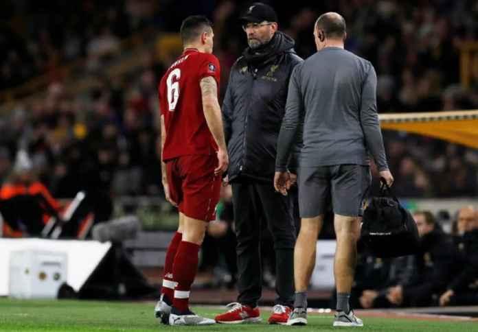 Liverpool Tanpa Dejan Lovren Usai Kalah di Piala FA