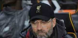 Pelatih Liverpool Salahkan ANGIN Penyebab Kekalahan di Wolves