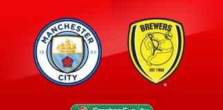 Prediksi Manchester City vs Burton Albion di Piala Liga 10/1/2019