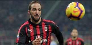 Kedatangan Gonzalo Higuain ke Chelsea Berita Buruk Bagi Manchester United
