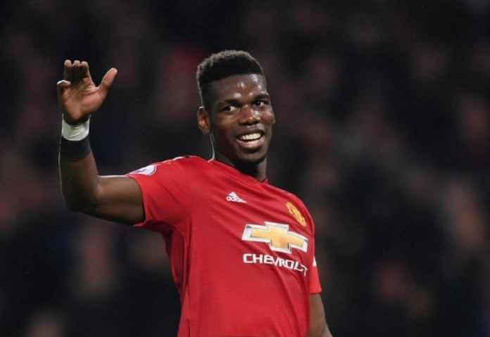 Manchester United Tawarkan Paul Pogba ke Juventus untuk Gaet Douglas Costa